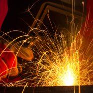 Kurtyny ognio i iskro odporne